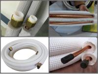 皮付配管(空調銅配管)